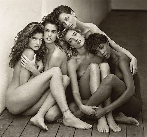 Herb Ritts: supermodels and superstars – in pictures