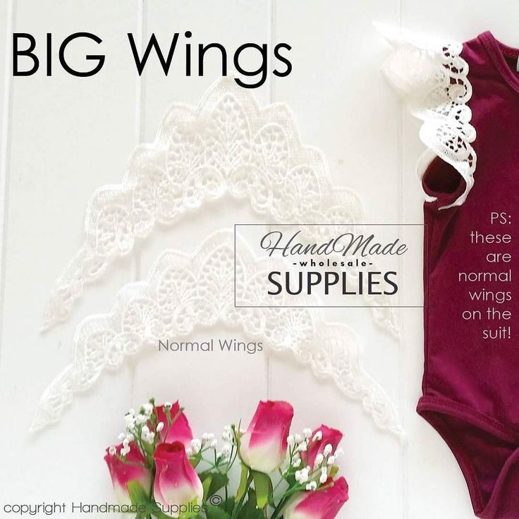 We now have BIG WINGS!  I can't wait to see your creations with them! They are $4 a pair be quick I only got a few ! . . . #babyshop #babyshower #babyclothes #ootd #ootdshare #fashionbaby #babygirl #babyfashion #babyclothesforsale #diystyle #handmadeclothes #handmade #handmasestyle #handmadeau #handmadeaus #diyhandmade #lacewings #lacesleeves #wings #wingsuit #goldcoast #sydney #pretty #perth #melbourne