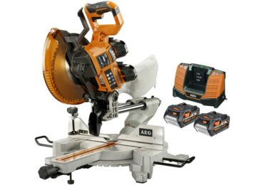 Ridgid 18V Brushless 10-Inch Miter Saw