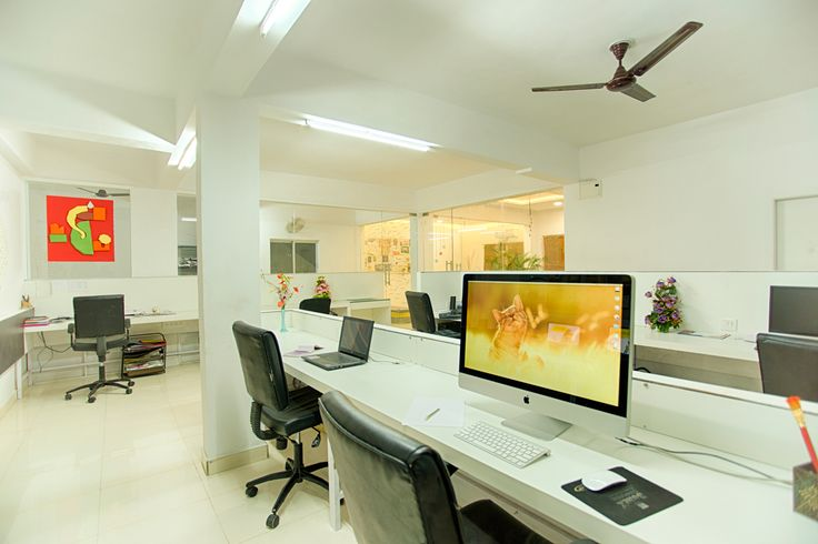 Designing and Creative area