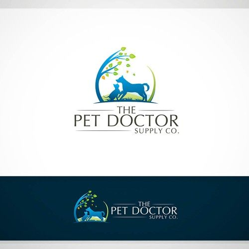 Create Logo for The Pet Doctor!