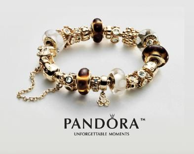 Pandora.  On my second bracelet now!