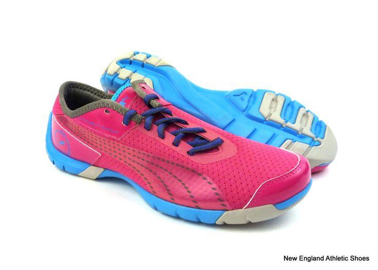 Puma women Future Cat Super LT casual shoes sneakers Cabaret Malibu Blue #PUMA #RunningCrossTraining