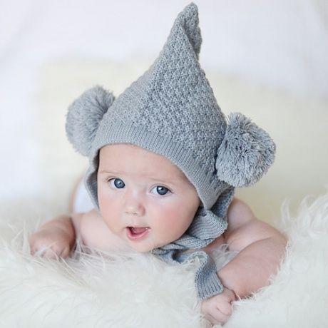 17 best images about gorros crochet on pinterest tes navidad and bebe - Gorro piscina bebe ...