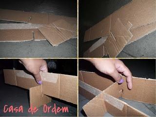 Casa de Ordem: Faça você mesma: divisórias de gaveta