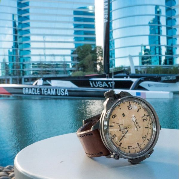 Great pic! by @mrtimewriter #uboatreview a#Instagram #uboatstyle #Italianwatches #menwatches