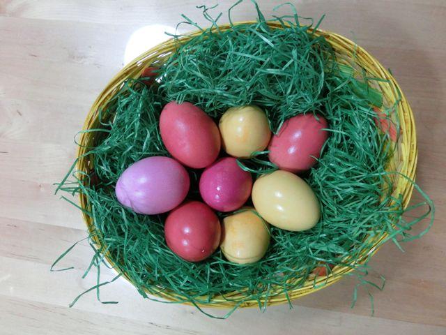 ökoNORM Eierfarben nawaro 5 Farben | Stifte, Farben + Co | Basteln / Malen | Spiel | ZWERGE.de - Natur fürs Baby und Kind