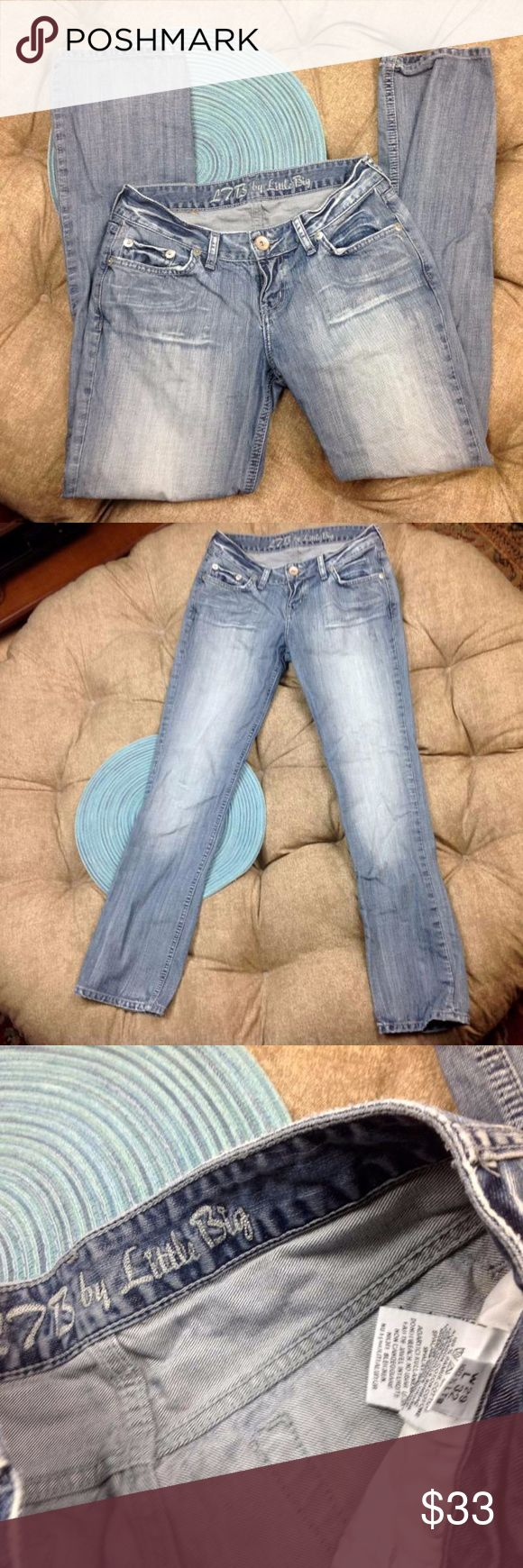 LTB Jeans 29X32 Distressed Skinny Cotton Great Condition; LTB Jeans 29X32 Distressed Skinny Medium Wash100% Cotton by Little Big 7.5 inch rise 15 inch across waist 32 inch inseam LTB Jeans Skinny