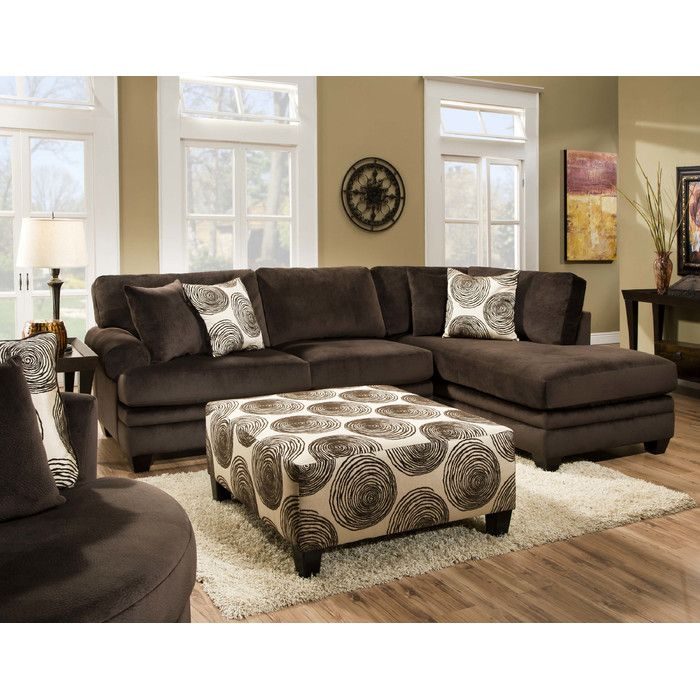 Chelsea Home Rayna Sectional   Reviews   Wayfair. 400 best images about Home Furnishings   My Pics on Pinterest   5