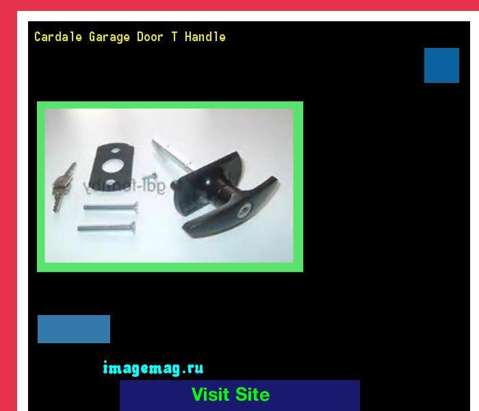 Cardale Garage Door T Handle 153924 - The Best Image Search