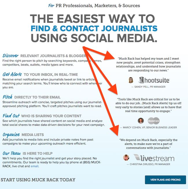 Social proof can be a powerful tool for converting visitors to your landing page. Learn some ways to add social proof to your landing pages.