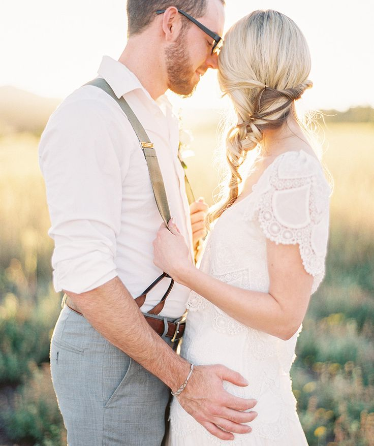 Rue de Seine Eve Dress | Flagstaff Elopement - Phoenix Wedding Photographer - Melissa Jill Photography