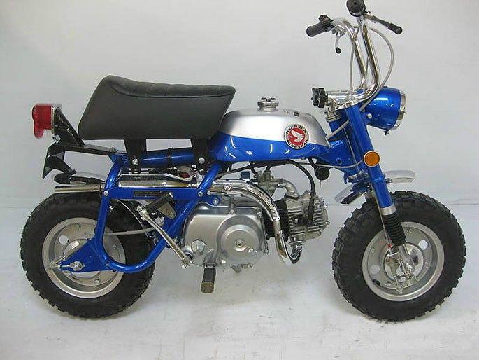 1969 Honda Z50A Mini Trail | Monkey Around | Pinterest | We, Minis and Motorcycles