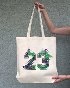 23 (torba bawełniana z długim uchem, kolor ecru) - tylko 19,50 PLN