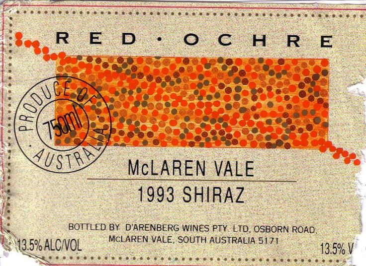 Mc Laren Vale Shiraz: Schweiß und Leder...