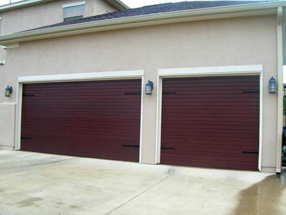 model 9800 v groove wayne dalton garage doors. Black Bedroom Furniture Sets. Home Design Ideas