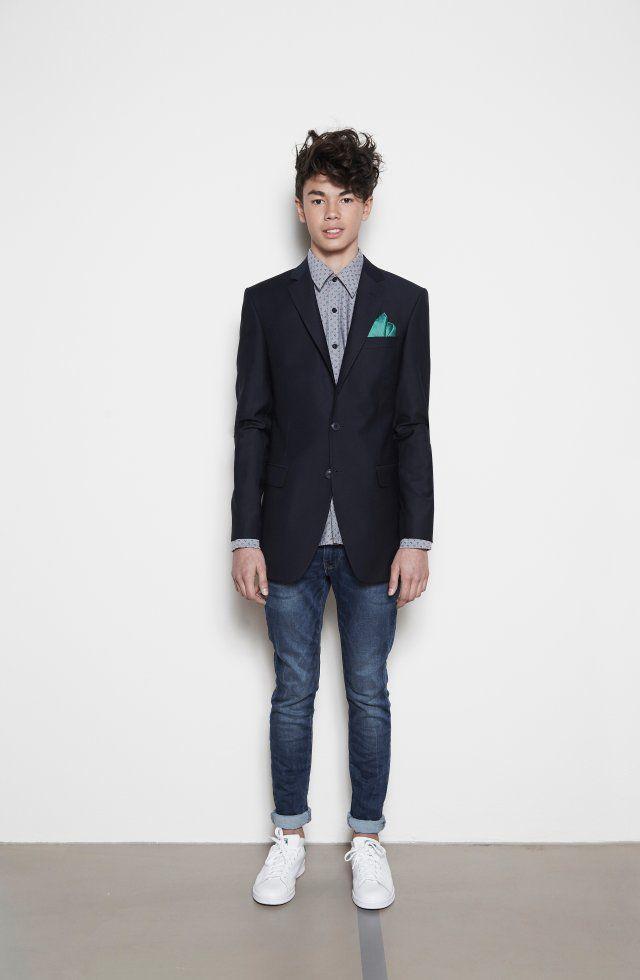 Dressjakke, blazer, dress, konfirmant, Fri frakt og rask levering!   Ask'n Foyn
