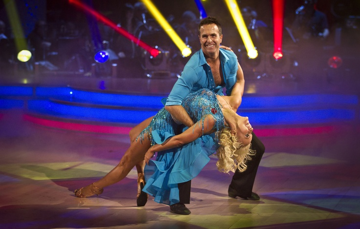 Michael and Natalie - Strictly Come Dancing - Week 6 - Nov 2012