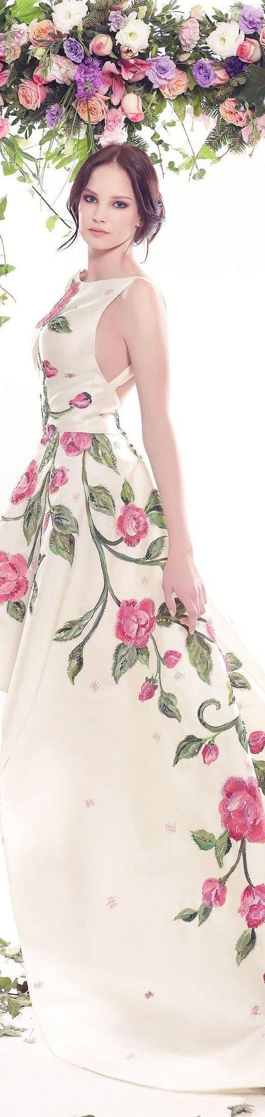 Fadwa Baalbaki spring 2016 couture