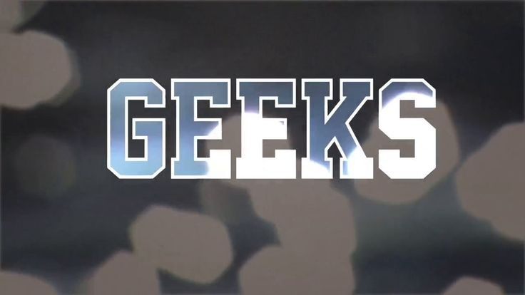 Geeks on Vimeo