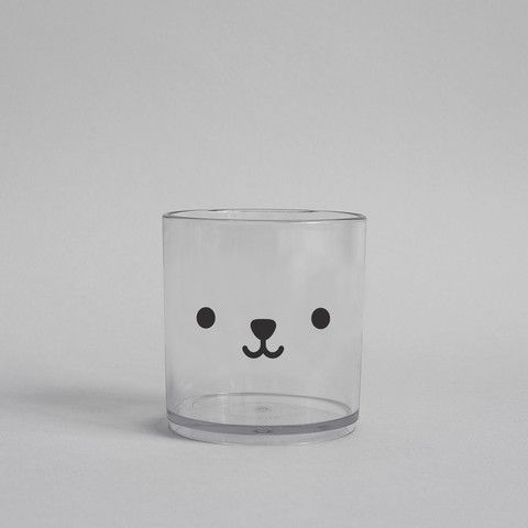 Buddy and Bear Bear Tumbler Plastic Cup