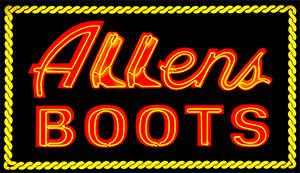 L1600-1   Allens Boots   Women's Old Gringo Mariana Boots