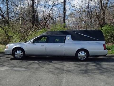 2001 Cadillac Deville Professional - Hearse by Eureka