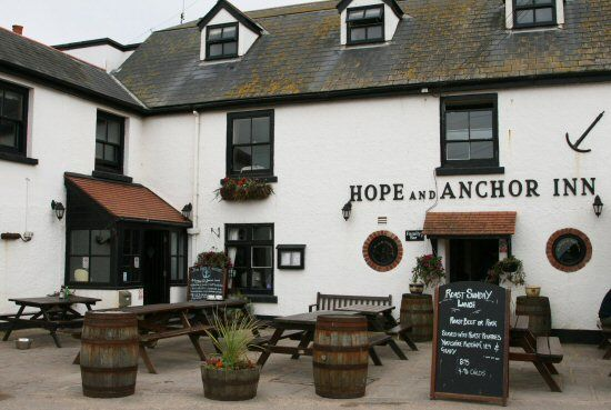 Hope and Anchor, Hope Cove.