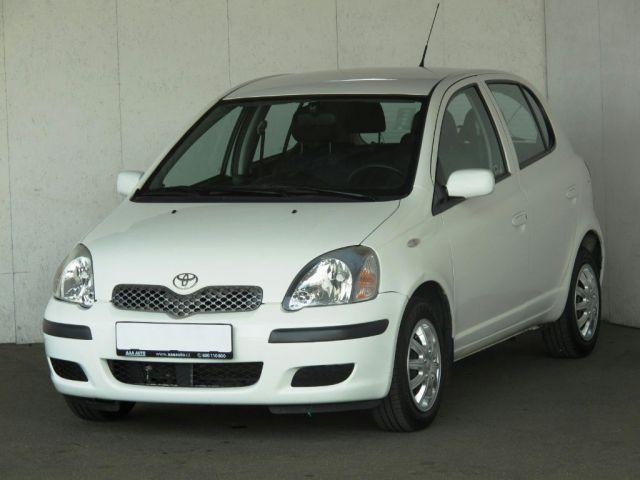 Toyota Yaris  (2004, 1.0 16V)
