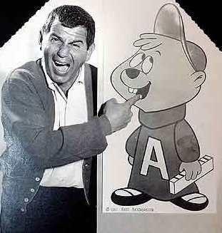 Ross Bagdasarian, creador de Alvin