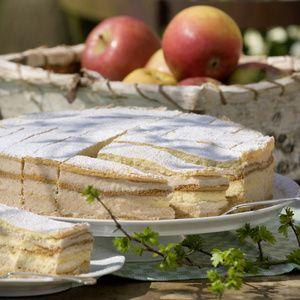 Apfelmuscremetorte - Landwirtschaftliches Wochenblatt Westfalen-Lippe