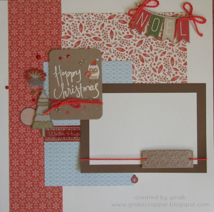 Gina's Little Corner of StampinHeaven: Keep the Christmas Memories Alive with White Pines PML