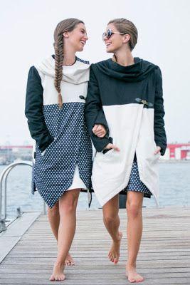 Blog de Amaya Barriuso: Slow Artist, marca de moda sostenible, presentó su...