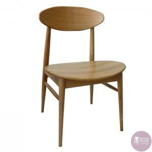 Sitting Pretty Furniture   Verve Vic Ash Chair
