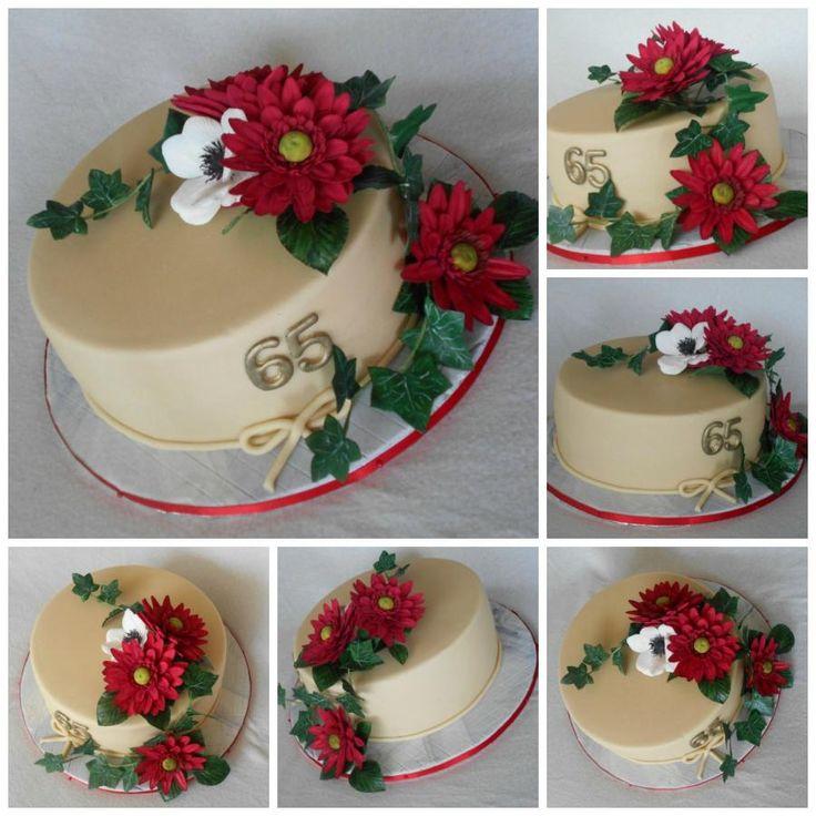 65th birthday by Anka