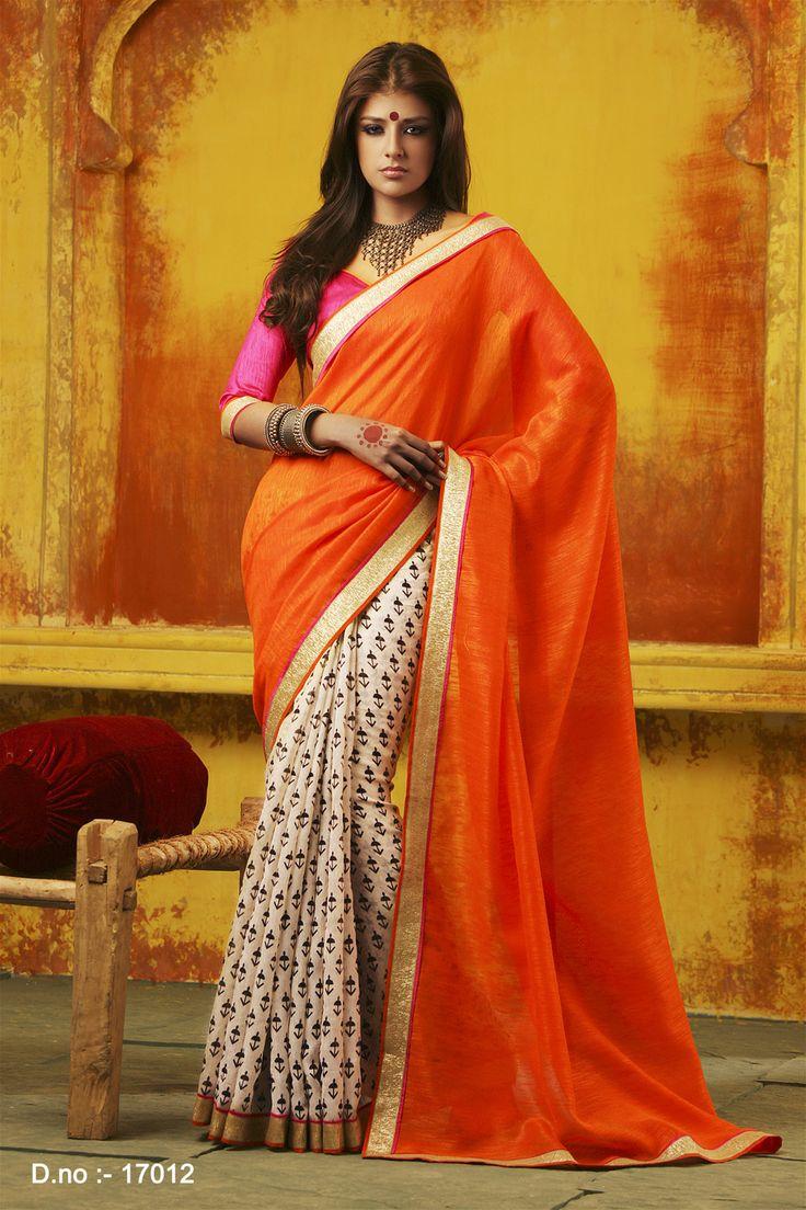 Bhagalpuri silk Saree - http://www.fteens.com/shop/bhagalpuri-silk-saree-12/