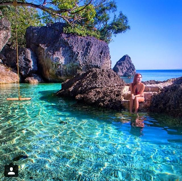 Nice Beach Resort In Cebu