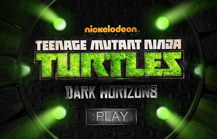 Teenage Mutant Ninja Turtles Dark Horizons game online