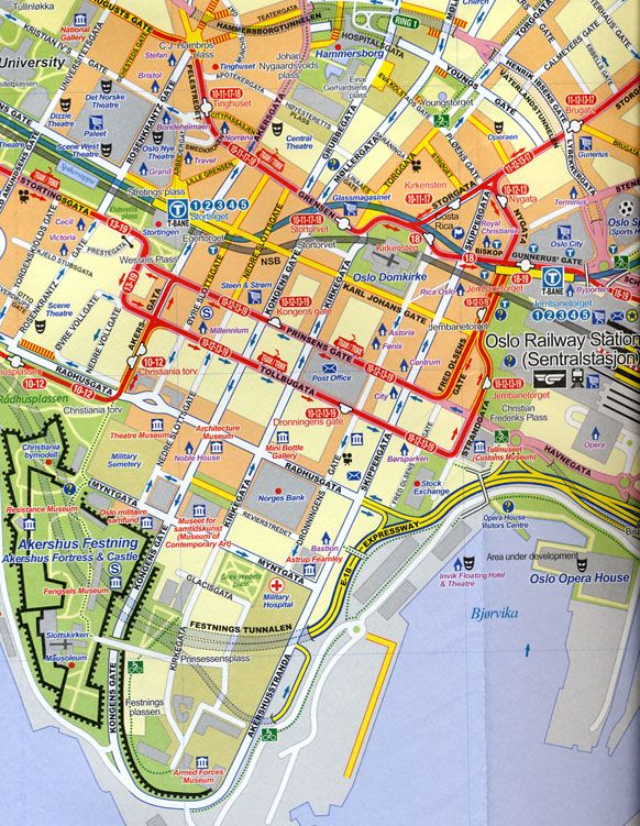 Best Map Images On Pinterest Travel City Maps And Old Maps - Norway house map