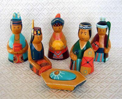 Nativity - Indonesia