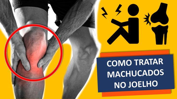 www.cirurgiadejoelho.med.br / O DR. ADRIANO KARPSTEIN, médico ortopedista especialista em Cirurgia de Joelho e Medicina Esportiva, explica COMO TRATAR MACHUCADOS NO JOELHO. / #joelho #cirurgia de joelho