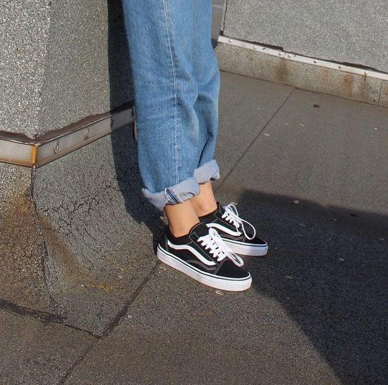 Sneakers women - Vans Old Skool (©unknown)