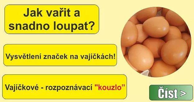 Vajíčka natvrdo   PRO ŽENY a HUBNUTÍ od fitness Danči   Česko