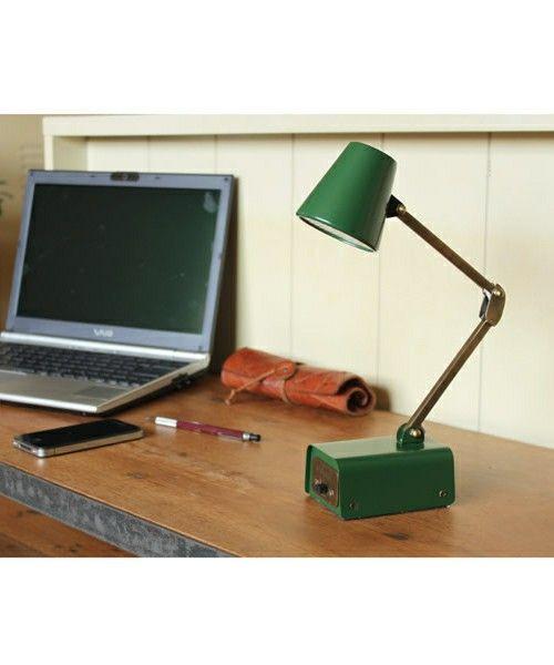 INTERIOR(インテリア)のMYATT(ミヤット) デスクライト(照明)|グリーン