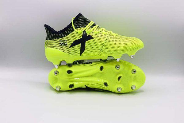 farmecul costurilor cel mai bun preț preturi ieftine Ghete de fotbal Adidas X 17.1 SG Mixte | Shoes, Cleats, Sports