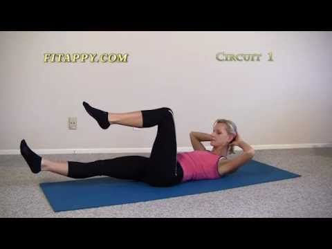 Six (6) pack Abs Training ♦ Day 15-18 Weider Series
