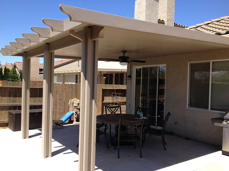Sc Construction In Modesto Ca Installs Patio Covers These Are Ideal For Outdoor Living