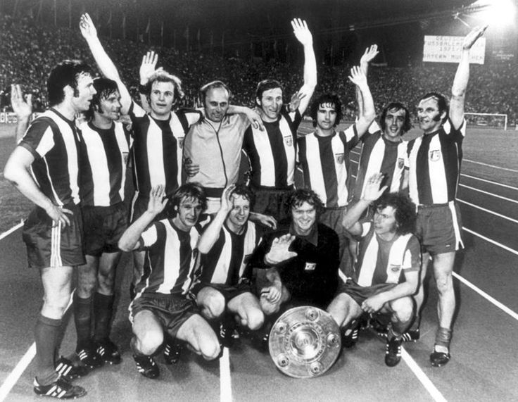 Udo Lattek and FC Bayern