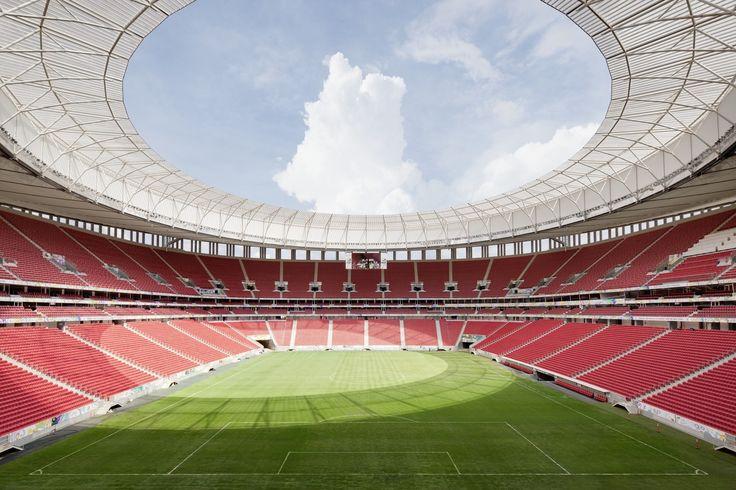 Gallery of Brasilia National Stadium / schlaich bergermann