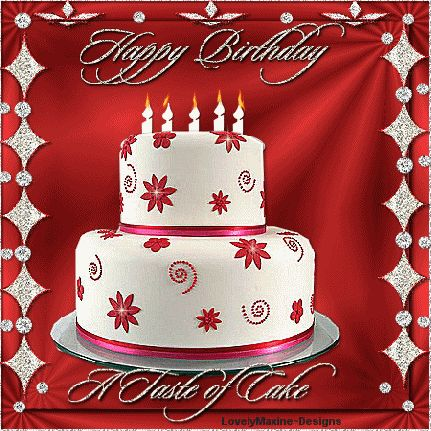 Happy Birthday Animated Gif Free Download Greetings